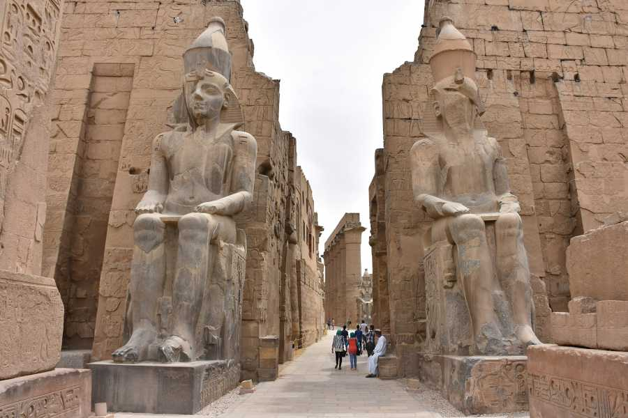 Excursies Egypte 4 days Nile Cruise from El Gouna