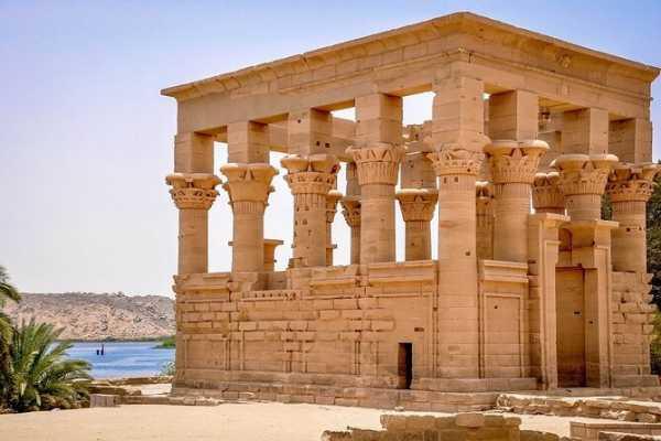 5 days Nile Cruise tour from El Gouna
