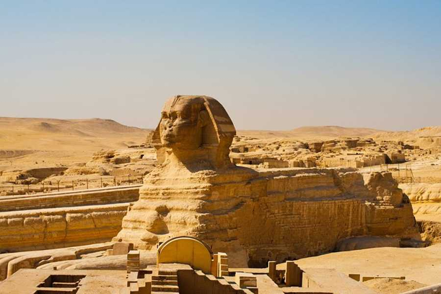 Excursies Egypte Cairo and Nile Cruise 6 days tour from El Gouna