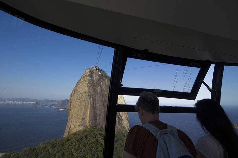 TourRJ.com 4hr Sugar Loaf and Copacabana Tour.