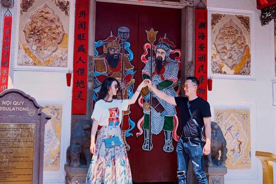 Vietnam 24h Tour Tour Đà Nẵng - Bán đảo Sơn Trà - Bà Nà - Hội An 4 ngày 3 đêm
