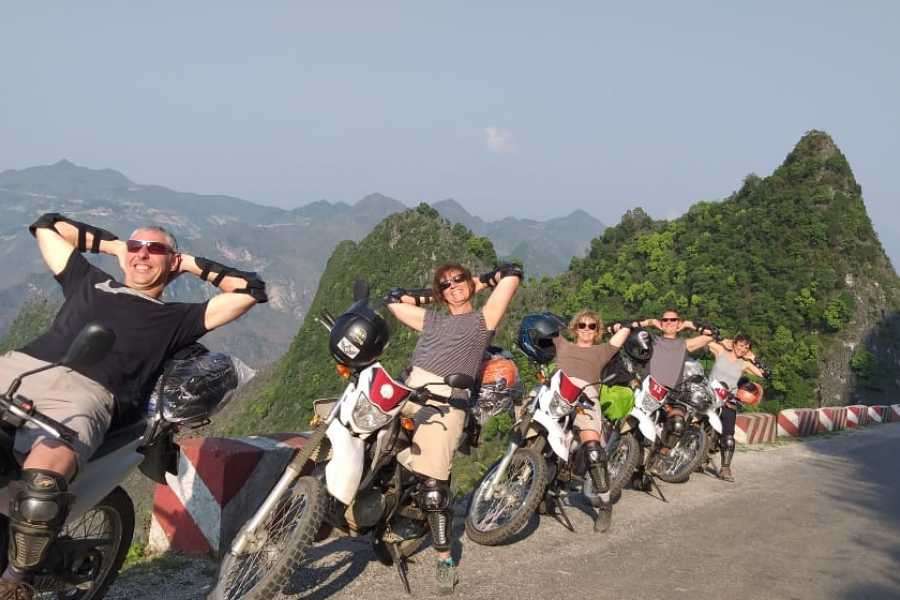 Friends Travel Vietnam Real Ha Giang Easy Riders Experience | 4D 3N | Sapa - Ha Giang - Hanoi [private tour]