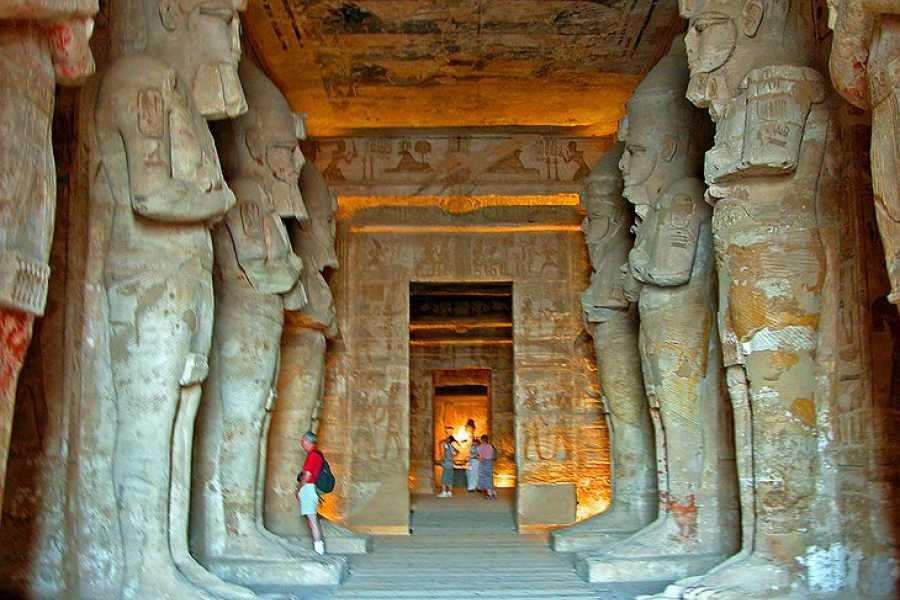 Excursies Egypte Cairo Aswan and Abu Simbel two days tour from Makadi
