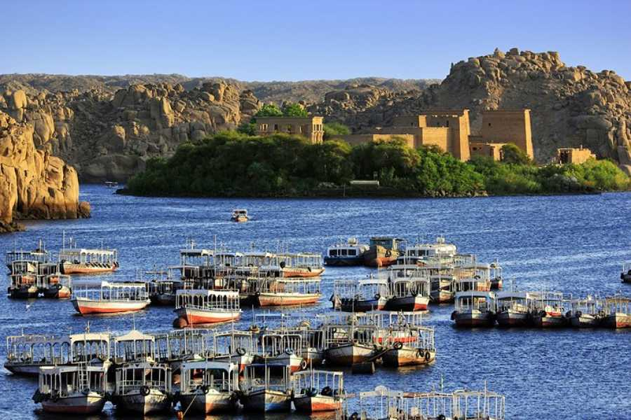 Excursies Egypte Luxor Aswan and Abu Simbel Three days tour from Makadi