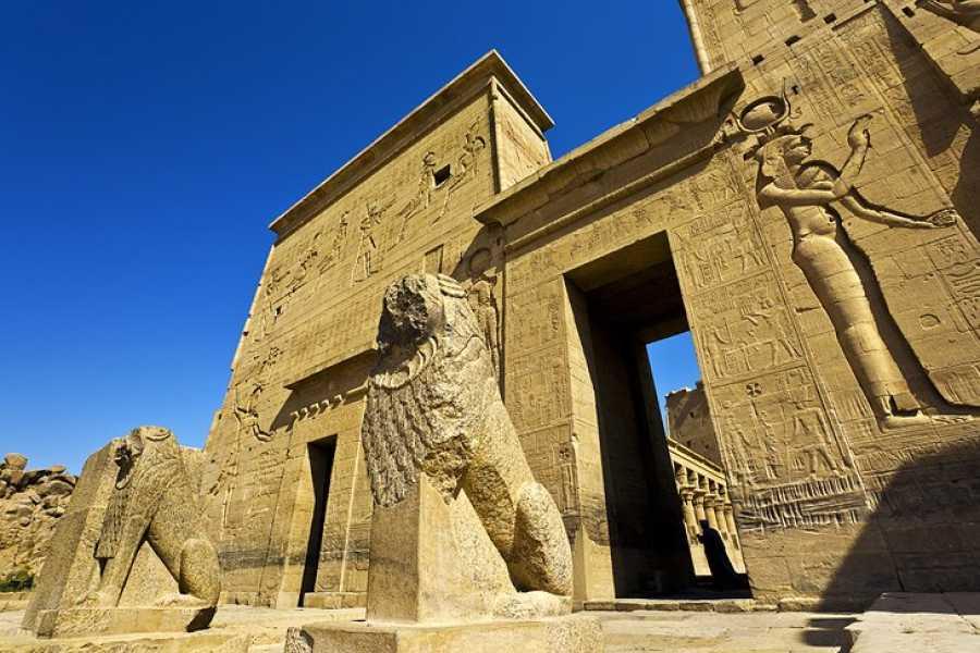 Excursies Egypte Louxor Assouan et Abou Simbel Trois jours au départ de Makadi