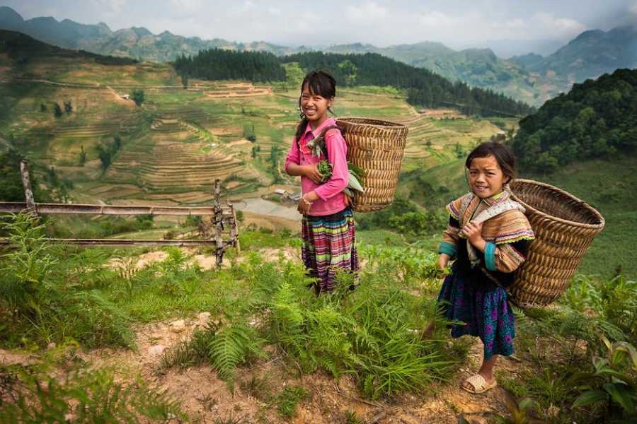 Friends Travel Vietnam Real Ha Giang Easy Riders Experience | 3D2N Ha Giang Loop- Start & End in Ha Giang- [private tour]