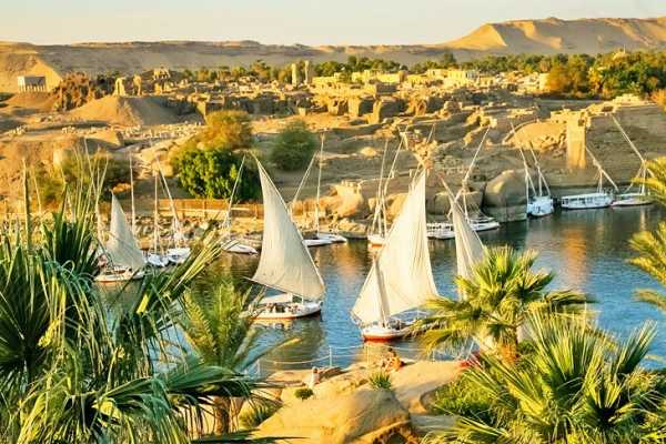 8 days Egypt tour Package Cairo and Felucca