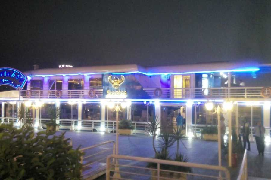 Excursies Egypte Cairo Night Dinner Cruises on Andrea Memphis