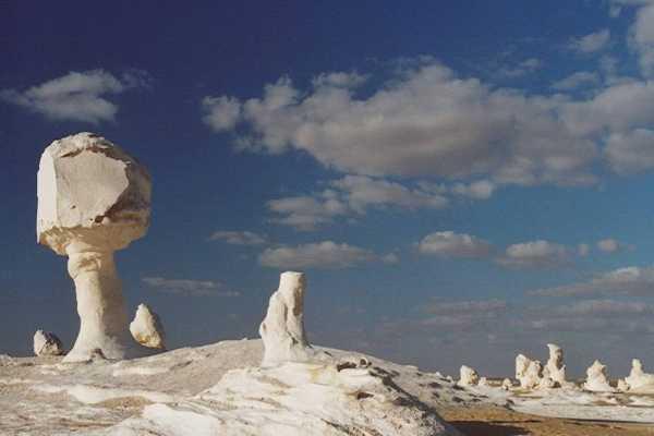 6 days Cairo and white desert adventure