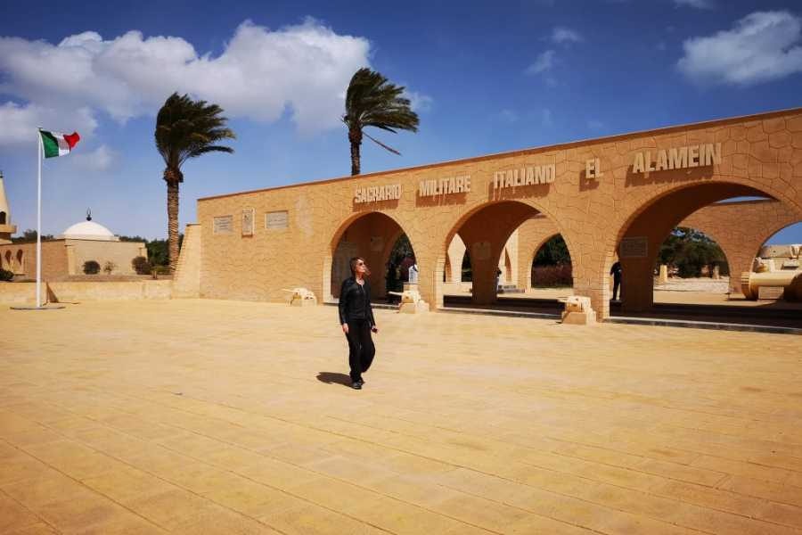 Excursies Egypte Day tour to El Alamein from Cairo
