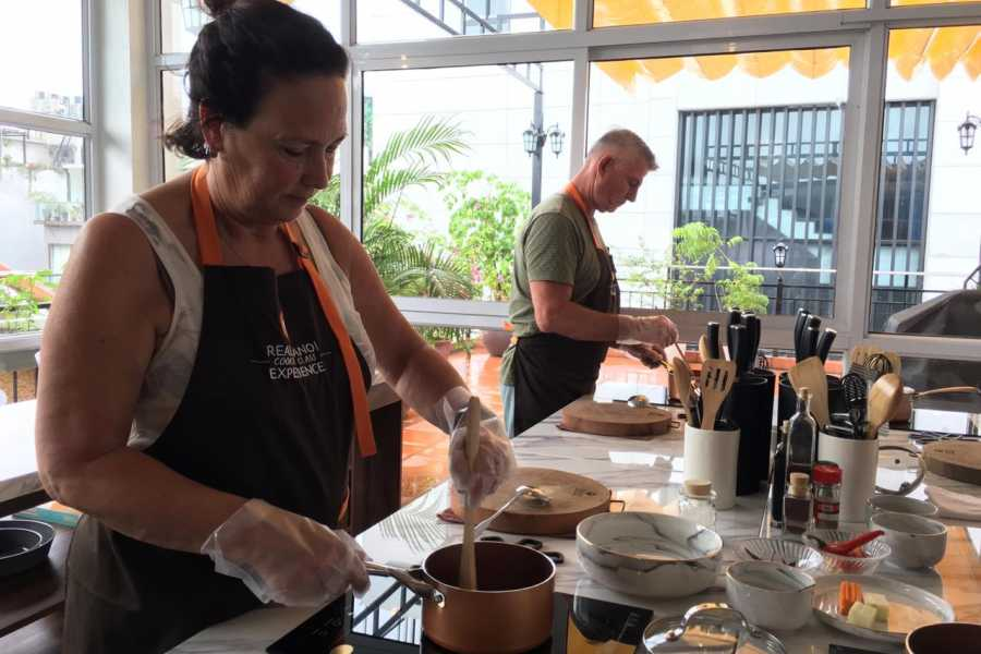 Friends Travel Vietnam *New - Real Hanoi Cooking Class Experience