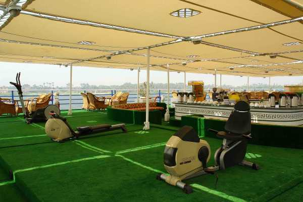 4 days Nile cruise on Miss Egypt from Aswan