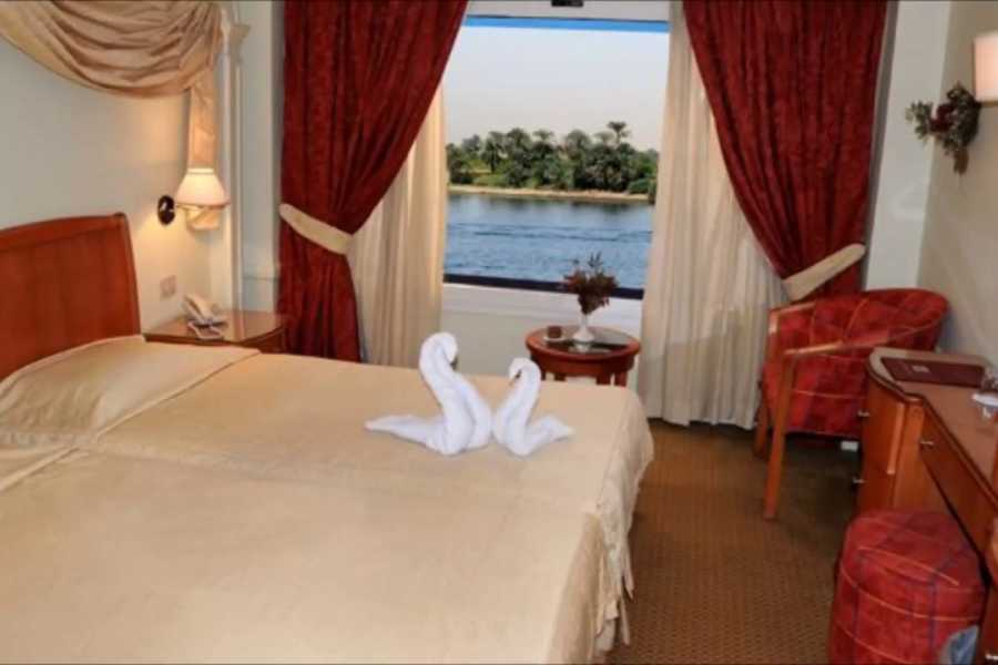 Excursies Egypte 5 DAYS NILE RIVER CRUISE FROM LUXOR ON BLUE SHADOW