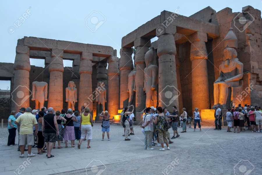 Excursies Egypte 5 Days Nile Cruise Between Luxor and Aswan on Blue Shadow