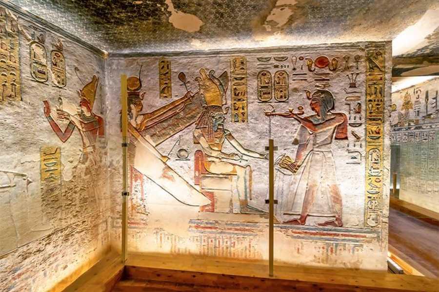 Excursies Egypte 7 Nachten Nijlcruise Egypte vanuit luxor Met Nederlandstalige gids