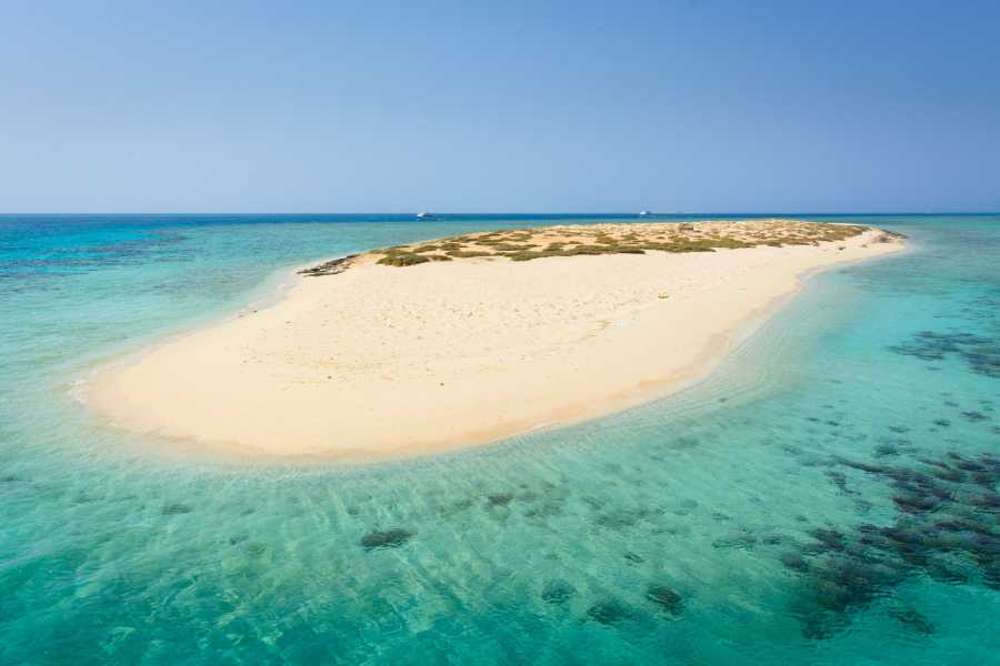 Excursies Egypte Snorkeling trip to Hamata islands  from Marsa Alam