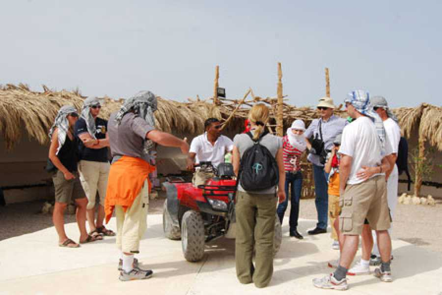 Marsa alam tours Super Quad Biking trip from Hurghada