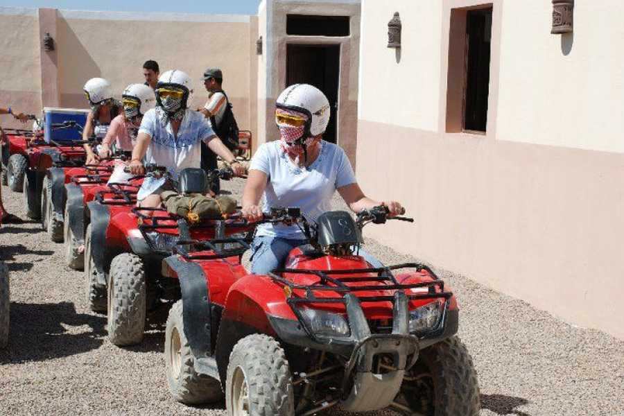 Excursies Egypte SUNSET DESERT SAFARI EXCURSIONS QUAD MARSA ALAM