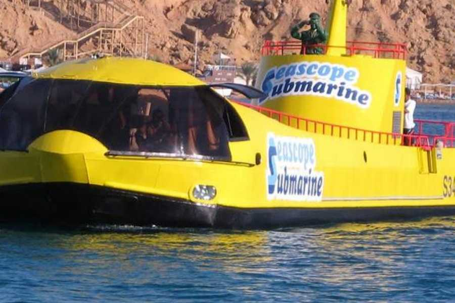 Excursies Egypte SEMI SOUS-MARIN MARSA ALAM EGYPTE RED SEA EXCURSIONS