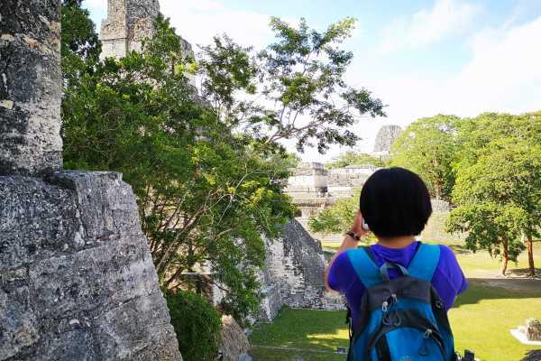 10:30 Tikal Sunset Private Tour from Isla de Flores