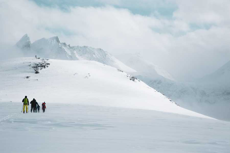 Hotel Aak Introduction to ski touring