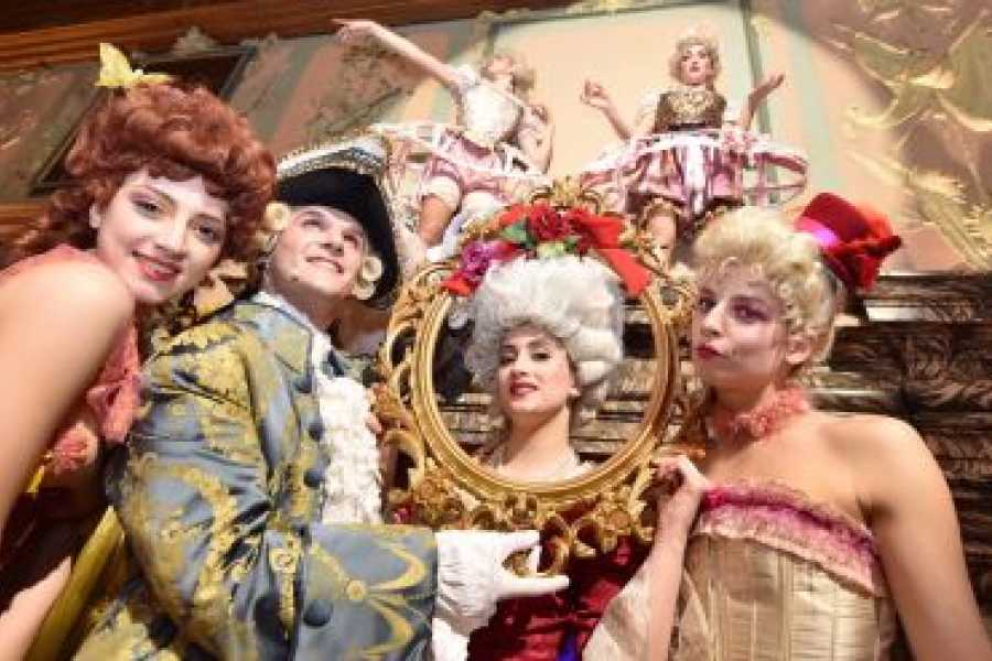 Venice Tours srl The Carnival Experience with Casanova