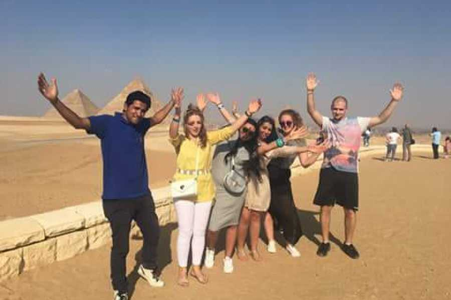 Excursies Egypte 3 days tour to Cairo from Makadi by flight