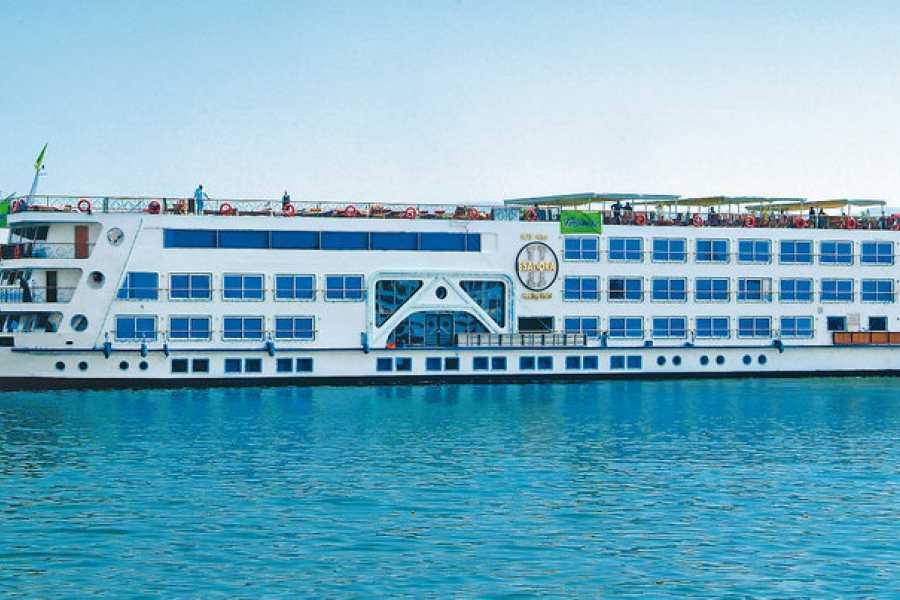 Marsa alam tours 4 Tage Nilkreuzfahrt von Assuan | Royal Princess Nil Cruise