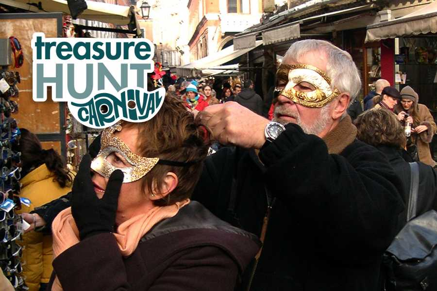 Venice Tours srl Carnival Treasure Hunt (from Saint Mark's area)!