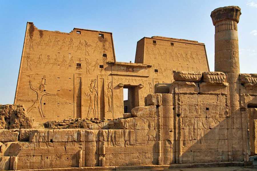 Excursies Egypte Tour de trois jours à Louxor Assouan et Abou Simbel depuis Hurghada