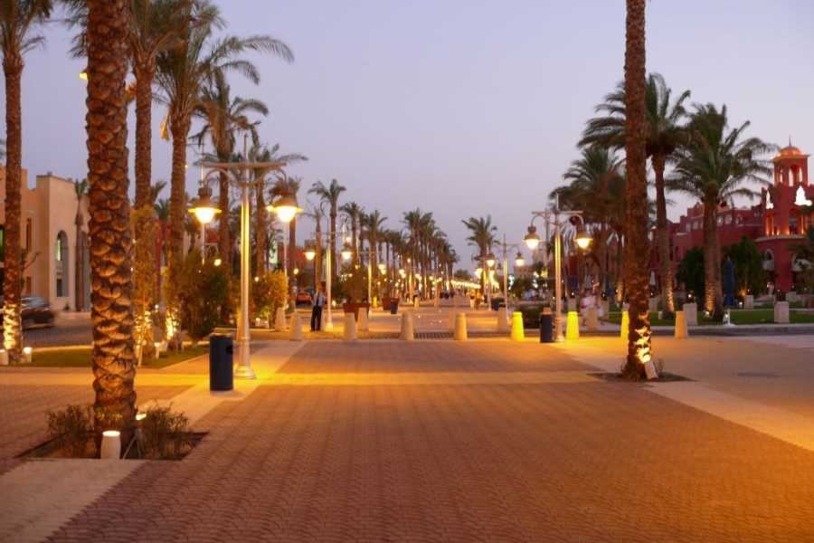 Excursies Egypte Hurghada City tour with Romantic Lebanese Dinner