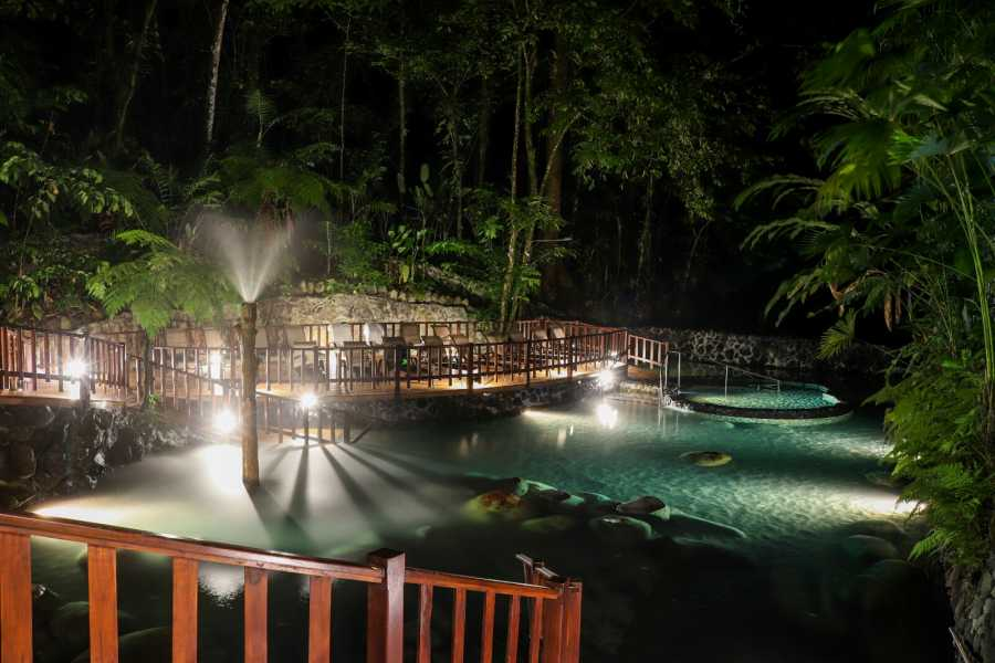 Tour Guanacaste Arenal Lake wildlife safari and Hot Springs Combo