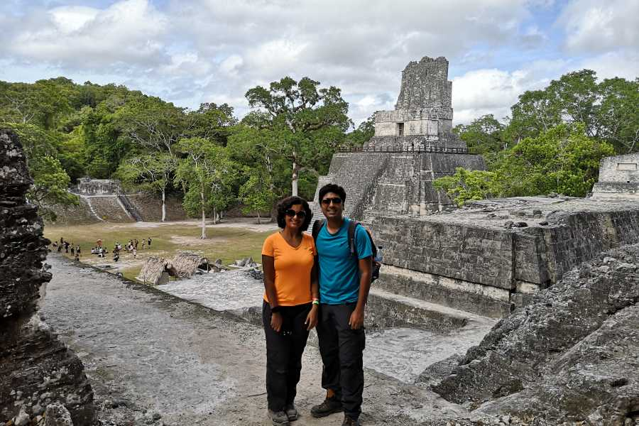 Gem Trips 11:55 Tikal Tour privado de Atardecer desde Jungle Lodge Tikal