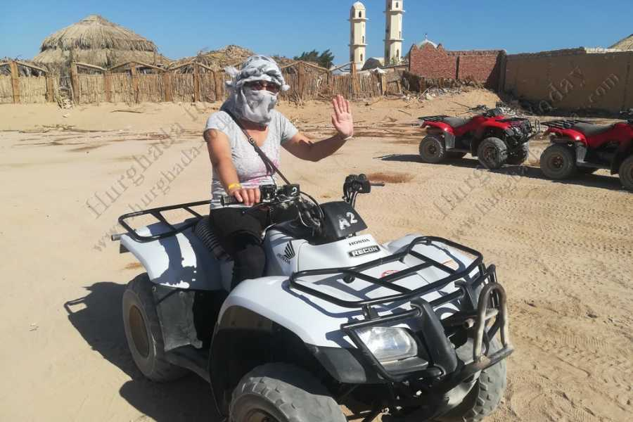 Excursies Egypte Desert Super Safari trip by Jeep From Soma Bay