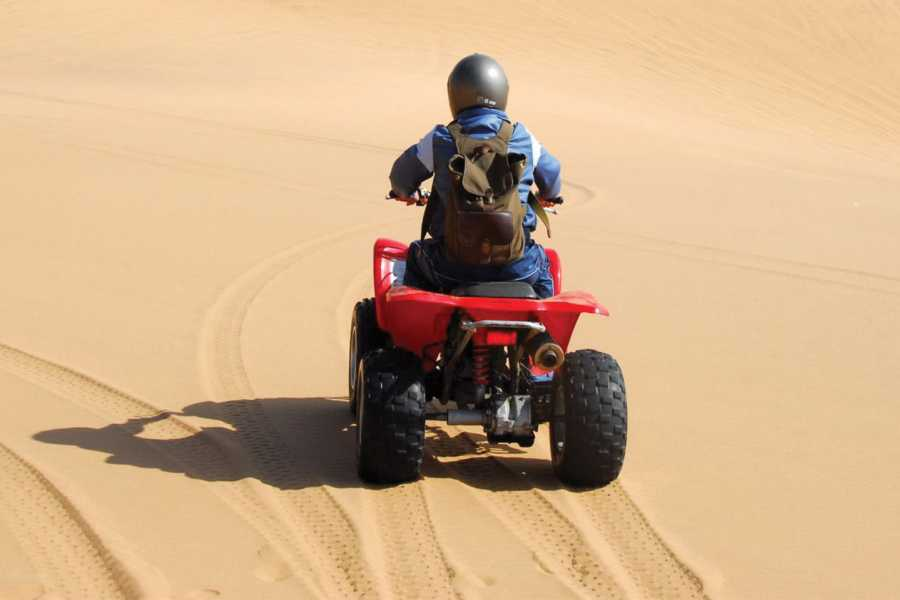 Excursies Egypte Desert Morning Safari Trip By Quad Bike From Soma Bay