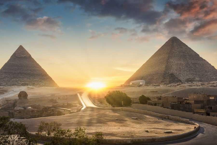 Excursies Egypte Luxor et le Caire à deux jours de la baie de Soma