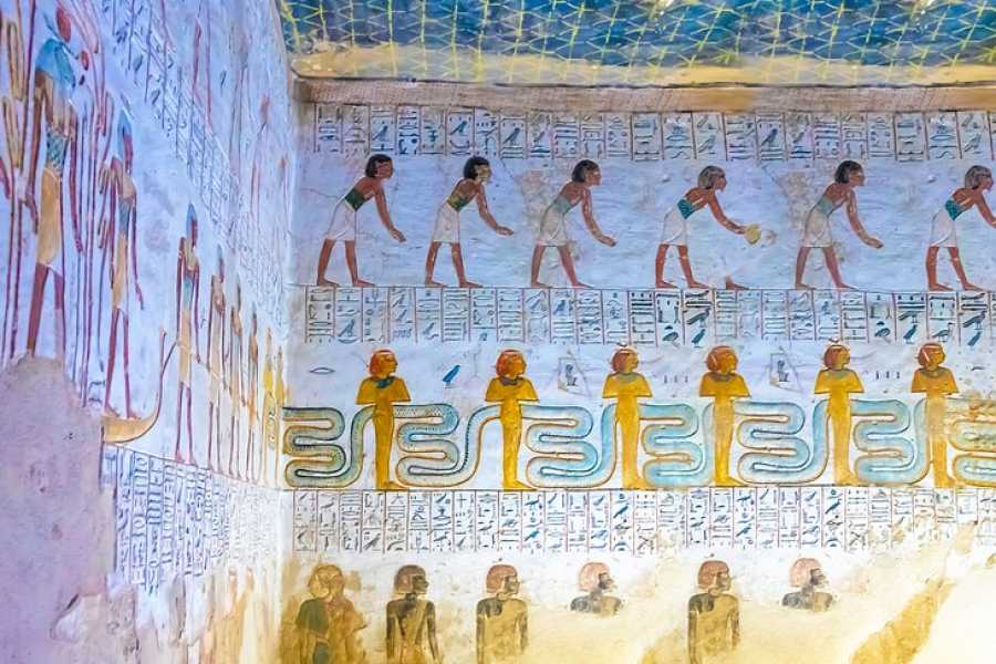 Excursies Egypte Day tour to luxor from Soma Bay