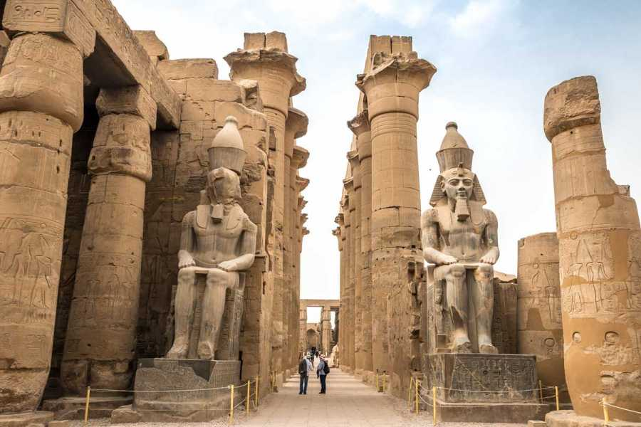 Excursies Egypte 3 day trip Luxor from Soma Bay