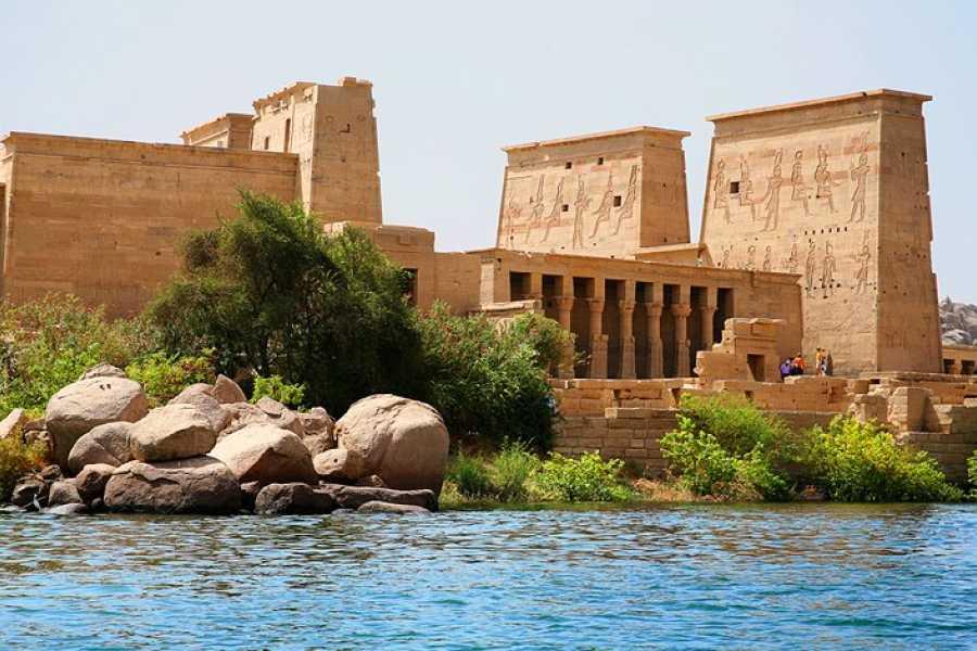 Excursies Egypte Luxor Aswan and Abu Simbel Three days tour from Soma Bay