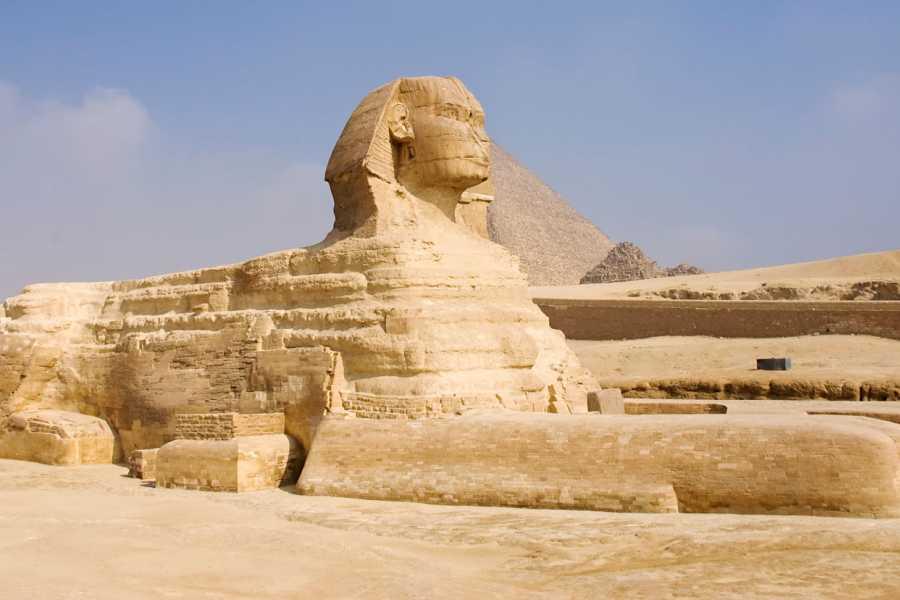 Excursies Egypte Le Caire et les pyramides de la baie de Soma en véhicule privé
