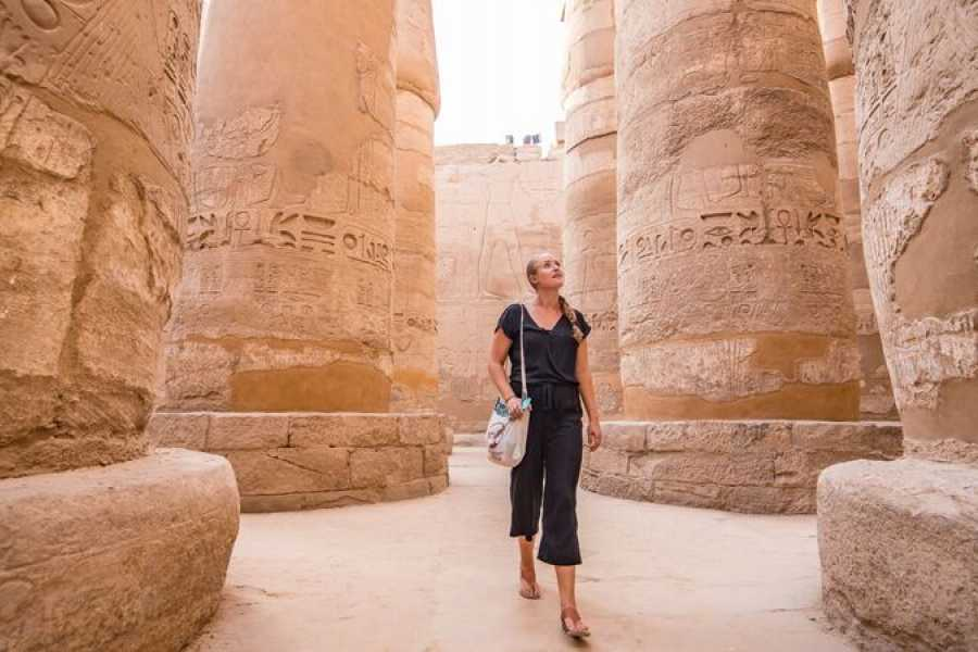 Journey To Egypt 4 Day Cairo & Luxor