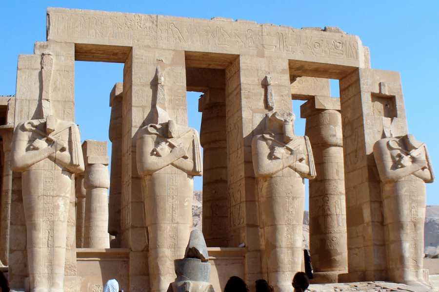 Excursies Egypte Tour spécial de deux jours à Louxor depuis Port Ghalib