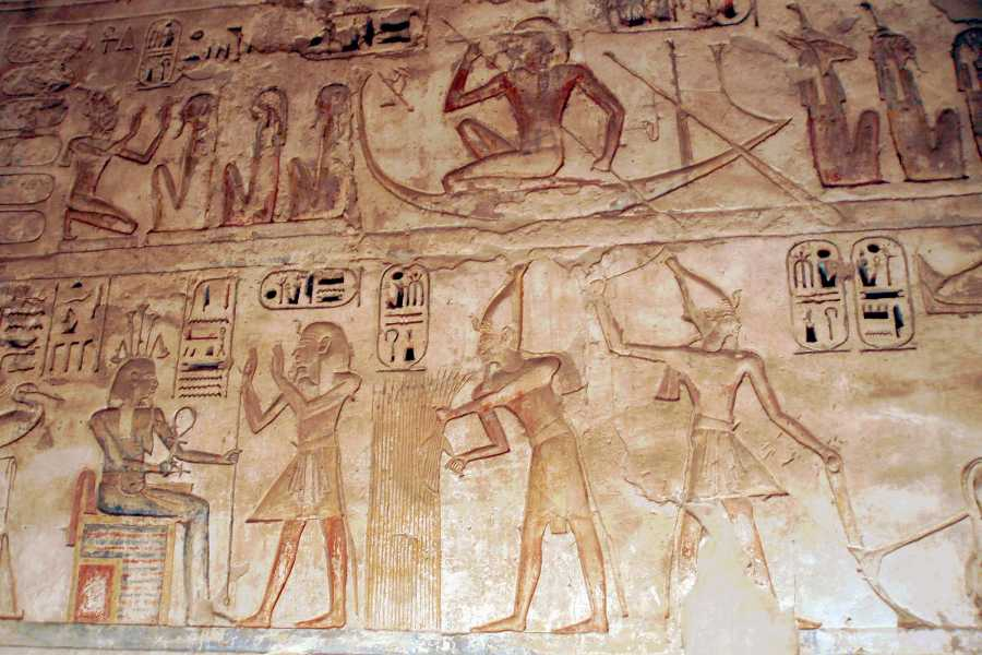 Excursies Egypte Special two days tour luxor from Portghalib
