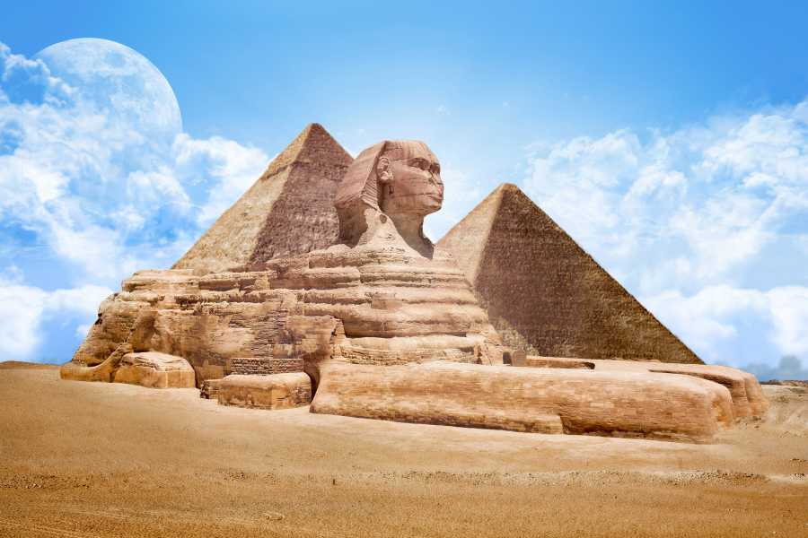 Excursies Egypte Circuit du Caire à deux jours au départ de Port Ghalib en avion