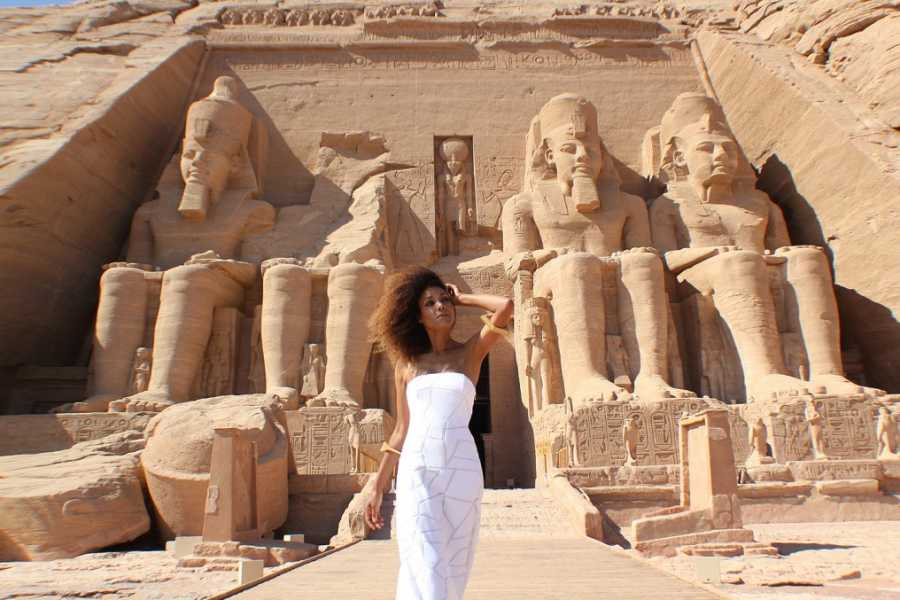 Excursies Egypte 4 days Nile Cruise Aswan-Luxor  from Port Ghalib with Abu simbel