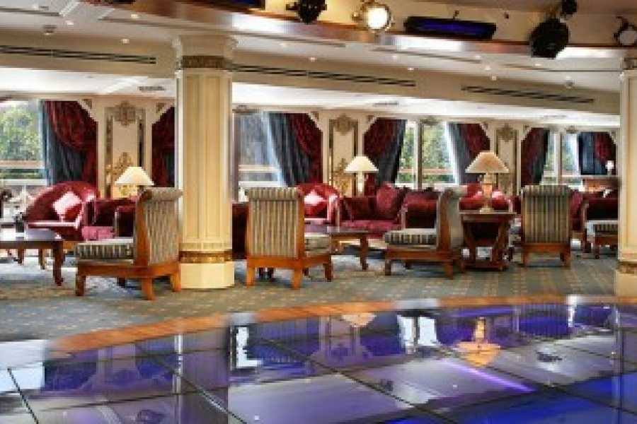 Marsa alam tours 3 Nights Nile Cruise from Marsa Alam on Royal Isadora