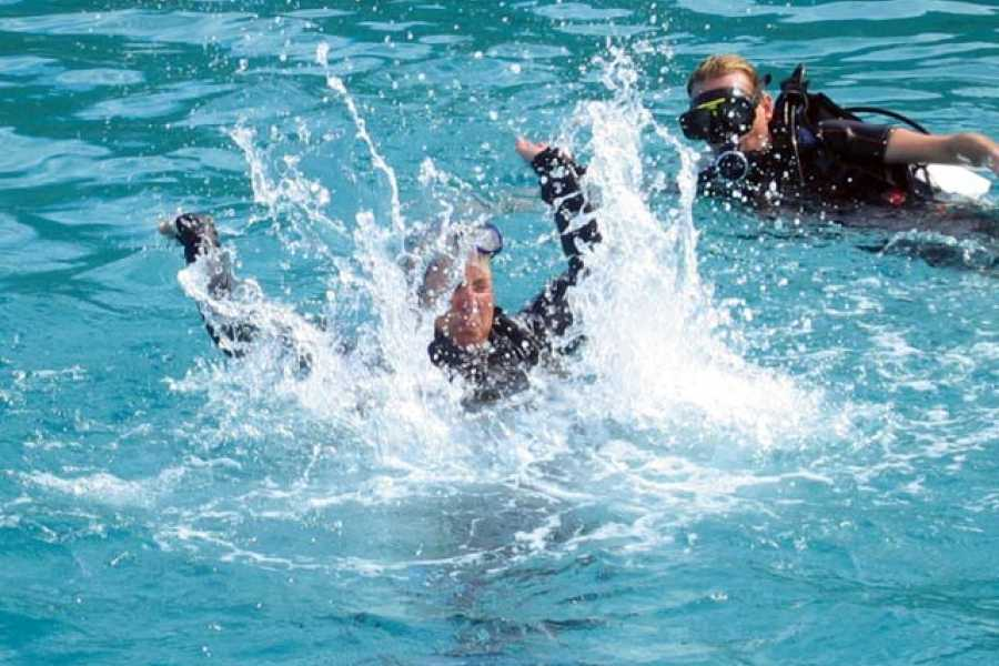 Blue Bay Dive & Watersports @Mambo PADI Rescue Course