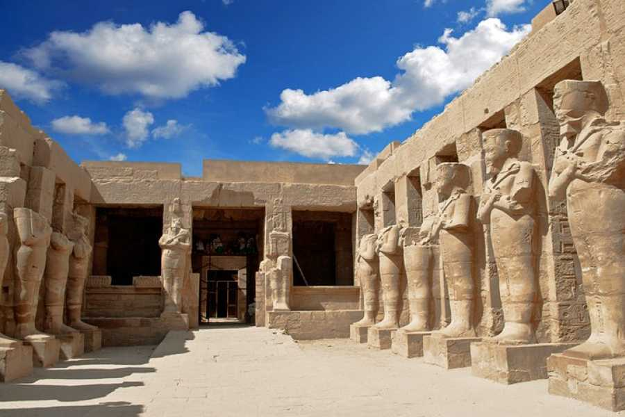 Excursies Egypte Cairo and Luxor two days Tour from Sahel Hashesh