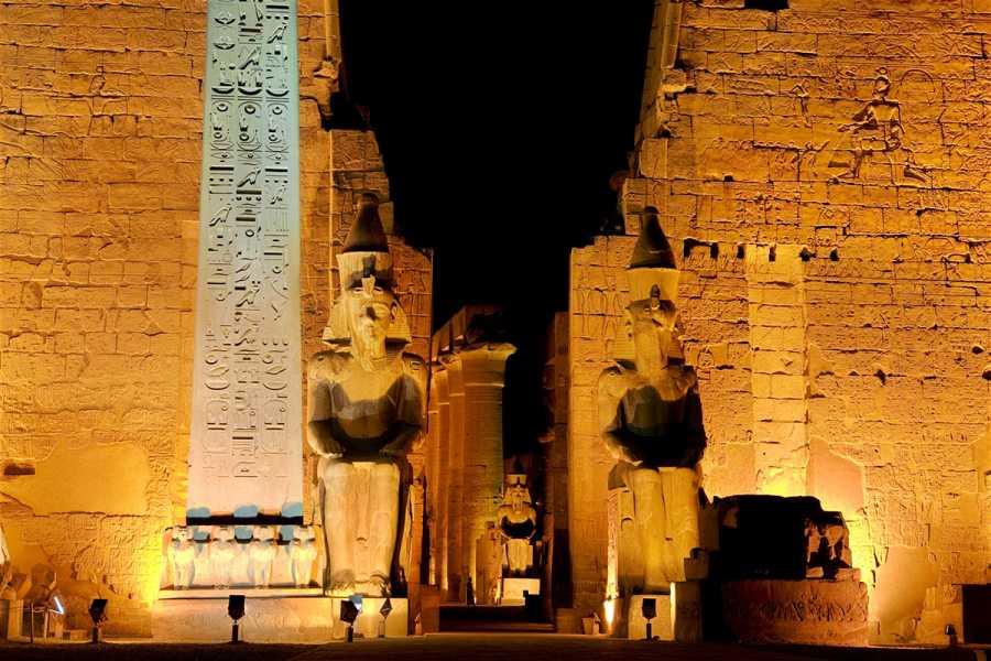 Excursies Egypte Voyage de deux jours à Louxor de Sahl Hasheesh