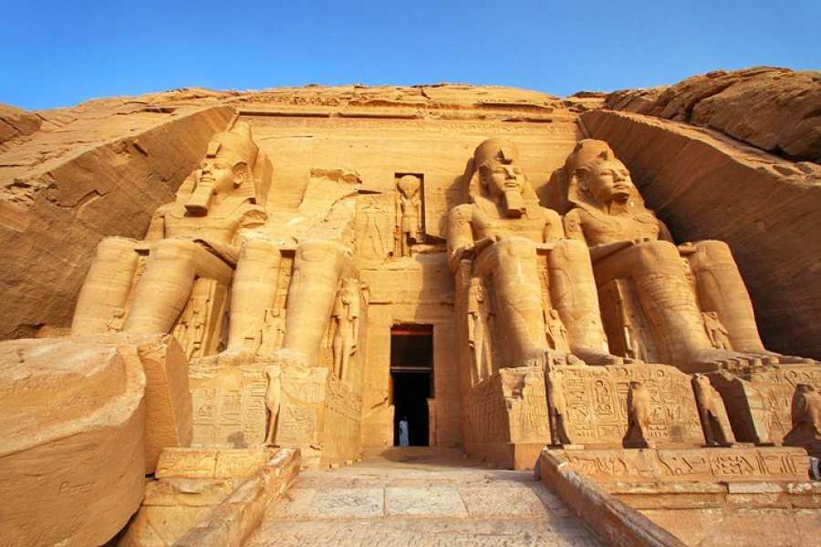 Excursies Egypte Cairo Aswan and Abu Simbel two days tour from Sahel Hashish